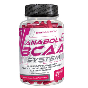 Anabolic BCAA System  300 tabs