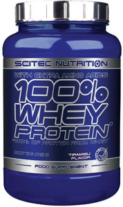 100% Whey Protein Professional 920g with extra amino acids