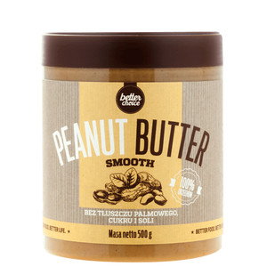 Peanut Butter Smooth 500 g
