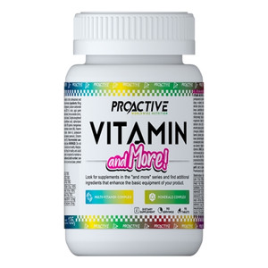 Vitamin & More 90 tab