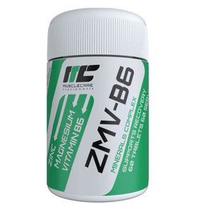 ZMV+B6 60tabs Muscle Care