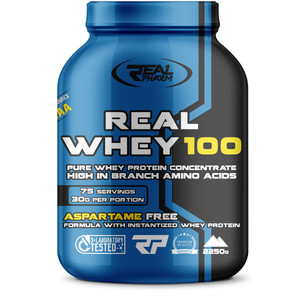 Real Complete Whey 100 protein 2250g