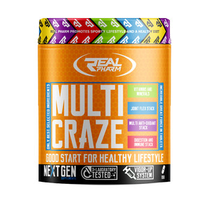 Multi Craze 270tabs
