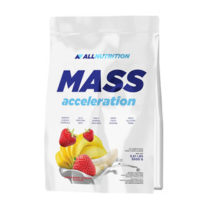 MASS Acceleration 6000g