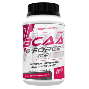 BCAA G-Force 1150 180 caps