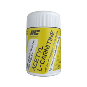 Acetyl Carnitine 90 tab Muscle Care