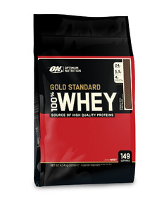 Gold Standard 100 % Whey 4,54kg