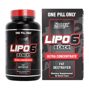 Lipo 6 Black Ultra Concentrate 60 caps