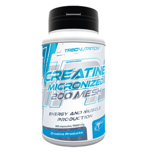 Creatine Micronized 60caps