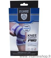 Bande de protection genou Knee Support Power System
